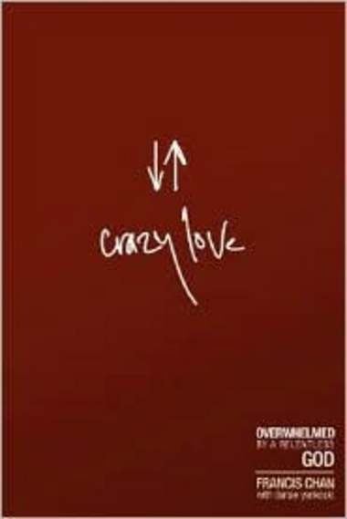 Crazy Love. He calls us deeper & higher....best place to be. Hands down. Great book.