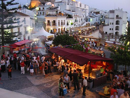 Whats on in and around the Lecrin Valley  Fairs markets etc  Three Cultures Festival  Starting on 25th. August the eleventh edition of The Three Cultures Festival will be taking place in the charming village of Frigiliana very close to Nerja. At under an hour by car from Restábal a visit to Nerja its spectacular cave and this festival in Frigiliana makes for a great day out. For four days this week the festival will be celebrating the Christian Arabic and Sephardic cultures that have…