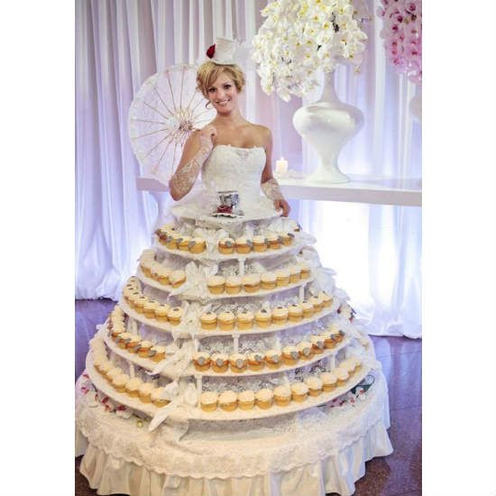 Hideous Wedding Gowns: The 14 Most Outrageous Wedding Dresses Ever