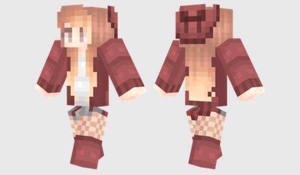 Autumn Skin para Minecraft