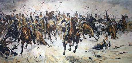 17th Lancer Charge of the Light Brigade Battle of Balaclava 1854