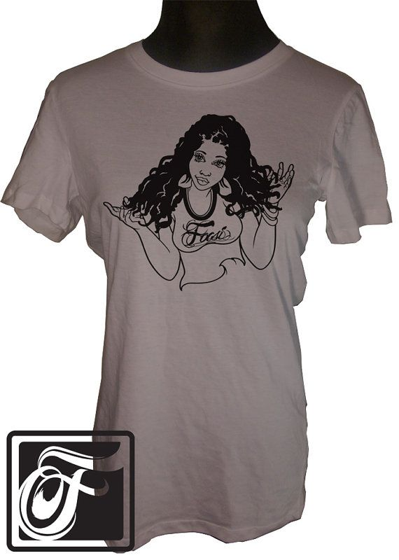 FocsiLocs by Focsi on Etsy, $22.00  Natural Hair T-shirts