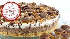 Toffifee-Torte selber machen Rezept ohne Backen