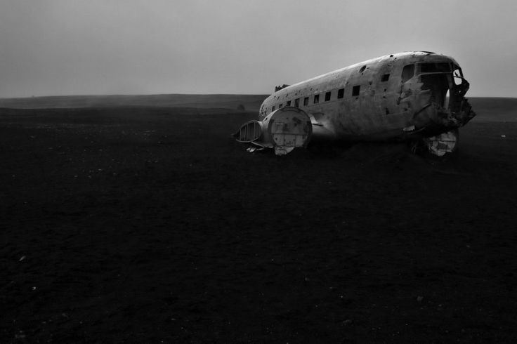 #Crashed DC #Douglas #Dakota from 1973 at #sólheimasandur on #Iceland. #outdoorphotography #island #blackbeach #schwarzerstrand #freestockimages #lizenzfreiefotos #photography #abgestürzt #notlandung #emergencylanding #icelandlove #follow #beautiful #instagood #photooftheday #cute #hot #planecrash