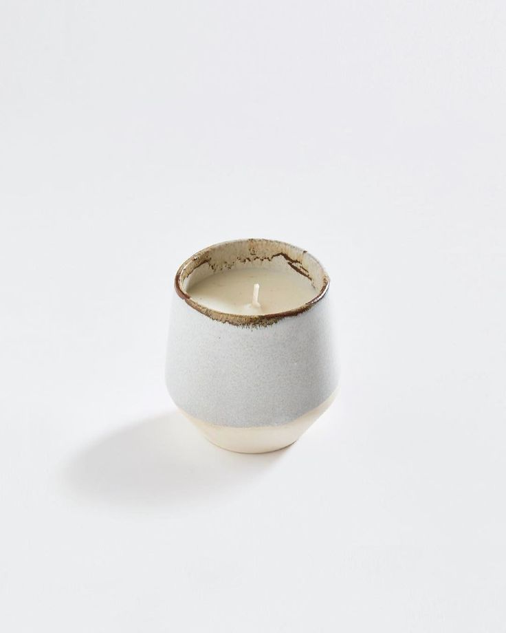 The 'Milk' ceramic candle |  Fresh batch of @theproviderstore candles in store now | Gorgeous gift for Mother's Day