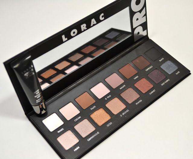 Review LORAC Pro Palette!