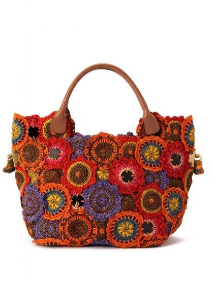 JAMIN PUECH crochet bag Keycharm