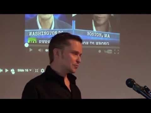 The Satanic Temple and the First Amendment lecture by Lucien Greaves