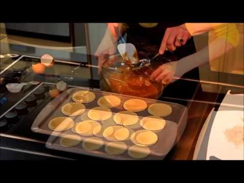 How to make Molasses Butter Tarts