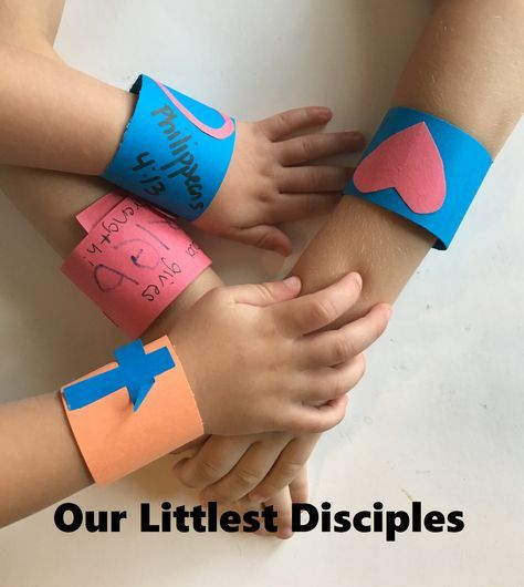 Memory Verses 5 daily kids scripture lessons activities crafts for children Philippians 4:13 I can do all things through God who gives me strength