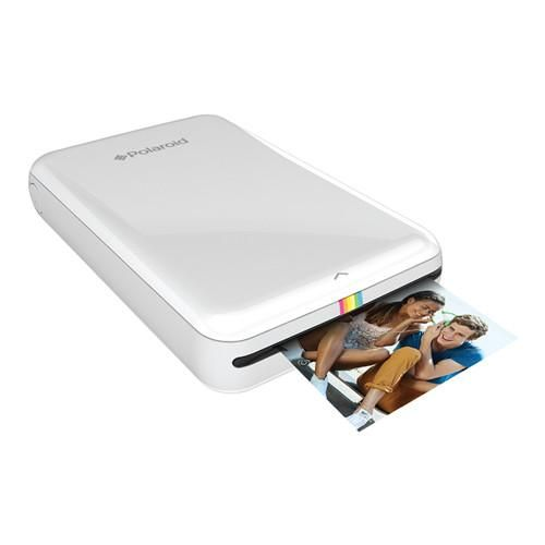 Buy Polaroid ZIP Instant Photoprinter in White with genuine Polaroid Australia warranty from CamBuy Camera Store in Sydney, Australia.