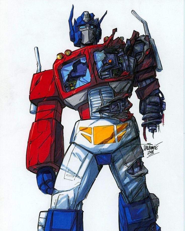 Transformers Art By Scott Dalrymple Optimusprime Optimusprimeart Bumblebee Autobots Transformers Optimus Transformers Cybertron Transformers Optimus Prime