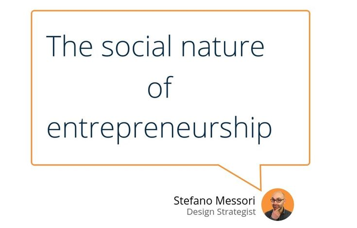 """""""Entrepreneurship has nothing to do with TV shows or financial forecasts."""" #Innovation #Business #Growth #Creativity #DesignThinking #StrategicDesign"""