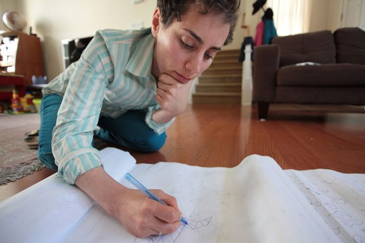 Woman Awarded Mathematics' Highest Prize for the First Time. Maryam Mirzakhani is the first female recipient of the Fields Medal.