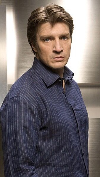 Nathan Fillion Actor, Firefly, Castle, Eye Candy, Handsome, Good Looking, Pretty, Beautiful, Sexy ネイサン・フィリオン 俳優 キャッスル