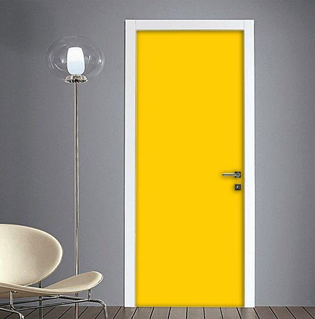 oltre 25 fantastiche idee su interni gialli su pinterest | tende ... - Il Colore Giallo Per Ambienti Interni