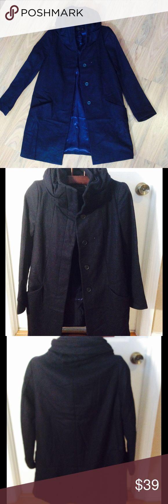 NWT 💕ZARA WINTER JACKETS 💕LAST ONE NWT ZARA WINTER JACKETS 100 % Viscose Zara Jackets & Coats Trench Coats