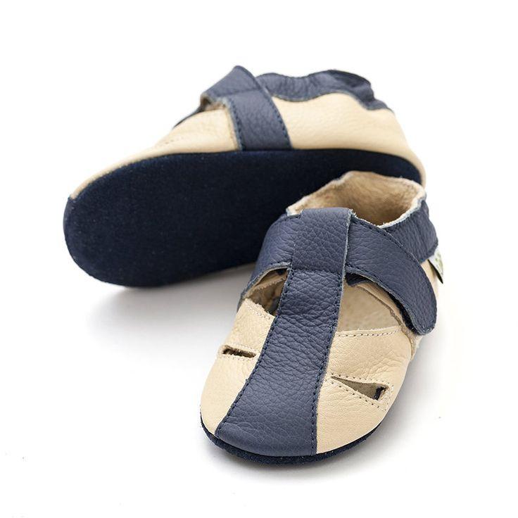 Atacama Beige http://www.liliputibabycarriers.com/soft-leather-baby-sandals/atacama-beige-sandal