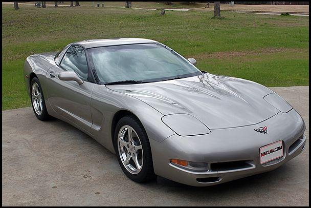 2000 Chevrolet Corvette Coupe LS1, 6-Speed    #MecumHouston
