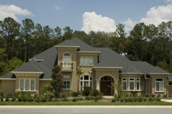 Standing Seam Metal Roofing Florida Residential Hield Green Roof House Exterior Paint Colors For House House Roof
