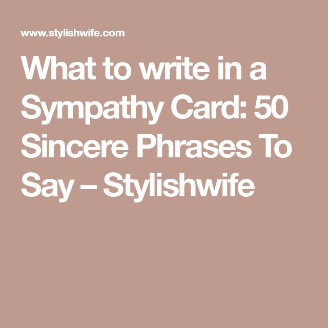 The 25+ Best Writing A Sympathy Card Ideas On Pinterest Sympathy   Example  Of Sympathy  Example Of Sympathy Letter