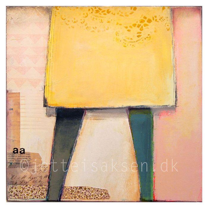Kig ind og se eksempler på mine malerier, mixed media, små skæve streger, grafiske streger, tegninger, croquis osv.