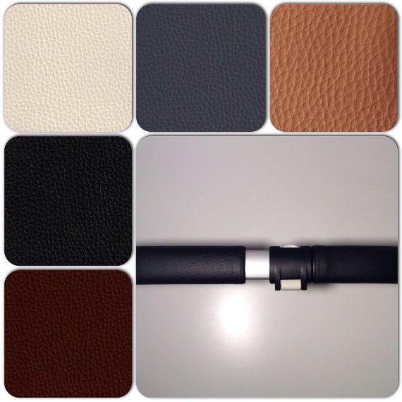 Handlebar covers for Bugaboo Donkey. Black , white , brown . Bezug