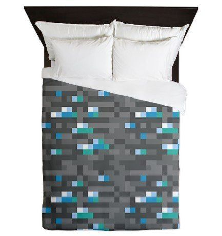 I'm shopping for new bedding for the 8-year-old, and have found plenty of kid-friendly duvets that I'd love to have in my home. There's Pokemon, Minecraft, stars, rockets, and pixels a-plenty!