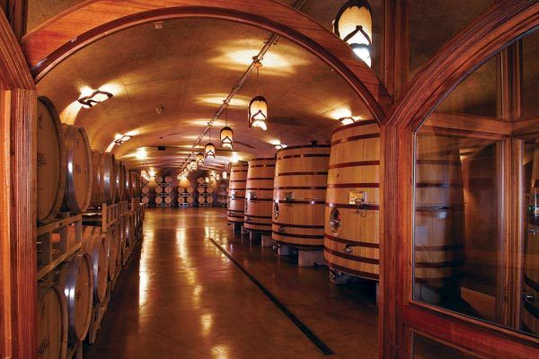 Robert Hall Winery Cavern Tours in Paso Robles CA