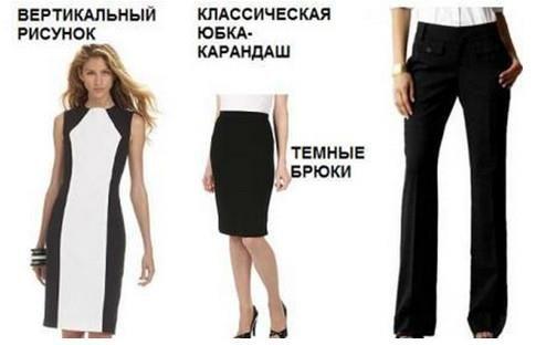 Мода для невысоких женщин брюки