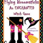 Flying broomsticks game  You have just returned from your witch-in-training flying school class.  Now you need to get some broomsticks for your wicked witch adventures flyi...