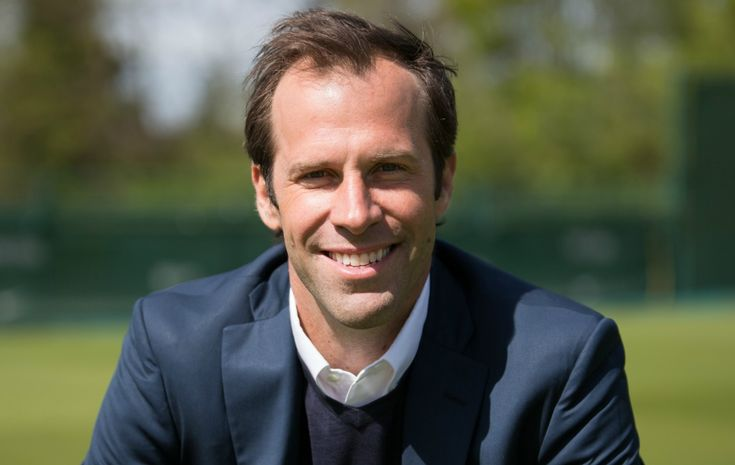 An interview with Greg Rusedski - why good nutrition is an important part of Greg's life