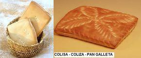 """PAN COLISA O COLIZA O PAN GALLETA BOLIVIA NOTA: 01°) Segundo mis invetigaciones y conforme el libro """"La comida popular ..."""
