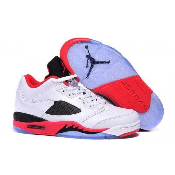 Nike Air Jordan 5 Retro Feu Rouge 2013 Cadillac