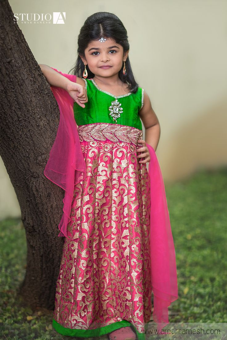 A girl's fashion can never go wrong with Pink especially coz these little ones love it and we know it! Impressed by this anarkali made of gold Pink Net with Raw Silk Yoke? Click here to buy it online: http://www.anyaonline.in/product.aspx?produid=AK0083 Follow us on Pinterest - http://www.pinterest.com/anyacbe/