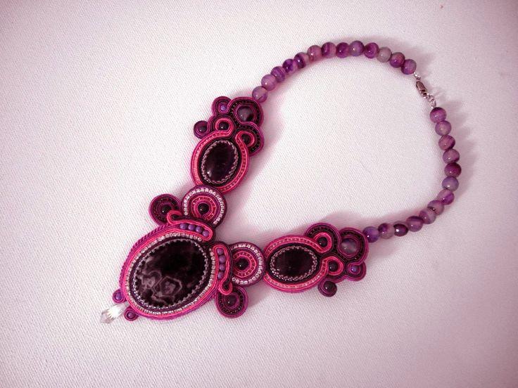 Pracownia biżuterii artystycznej EmiLa: Ważka II