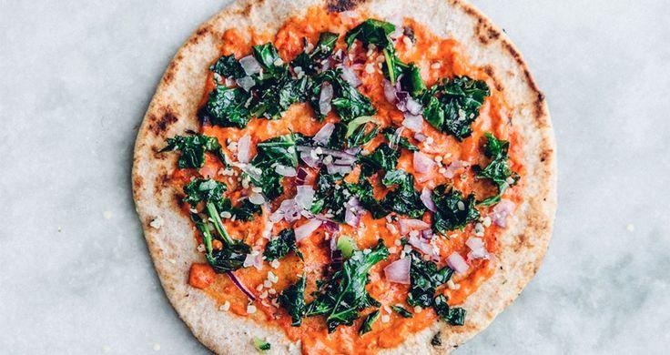 16 x de lekkerste gezondere pizza recepten