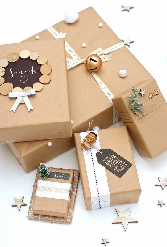 Упаковка подарков на Новый год (трафик) / Новогодний интерьер / ВТОРАЯ УЛИЦА