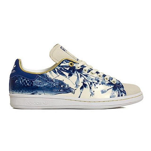 Adidas Consortium / Stan Smith 80s 3Way / ALTITUDE / COLLEGIATE ROYAL /  WHITE