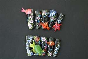 Image Search Results for 3d nail art
