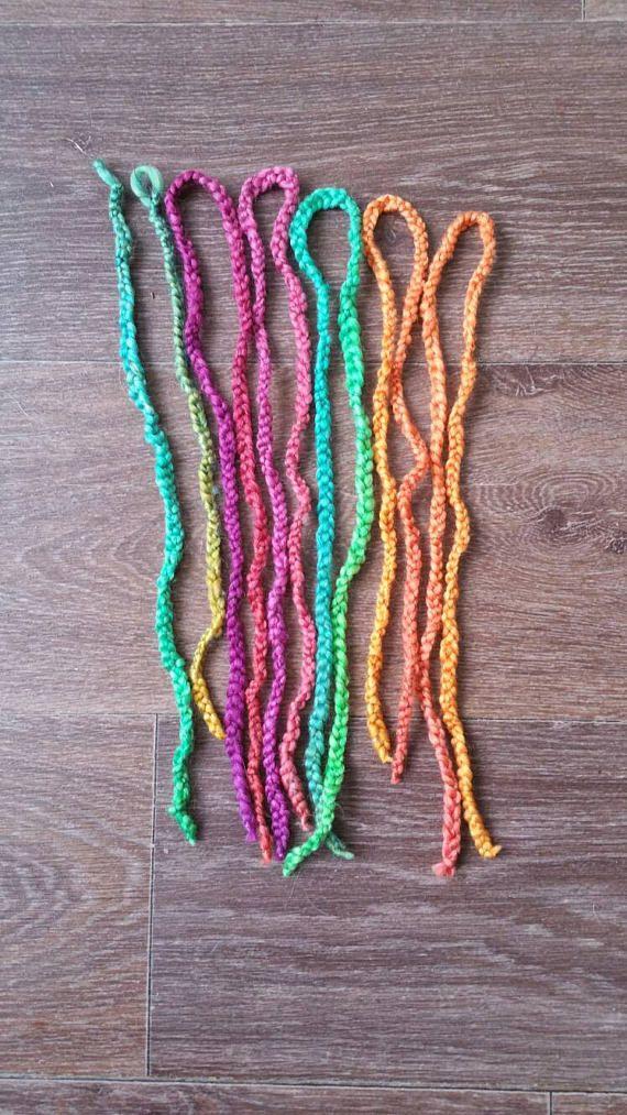 Bekijk dit items in mijn Etsy shop https://www.etsy.com/nl/listing/517106408/wool-braid-extensions