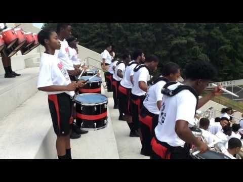 Tri cities high school drumline 2015-2016