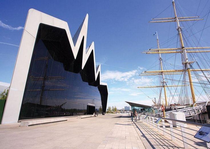 Musée Riverside Darkroom Glasgow Ecosse