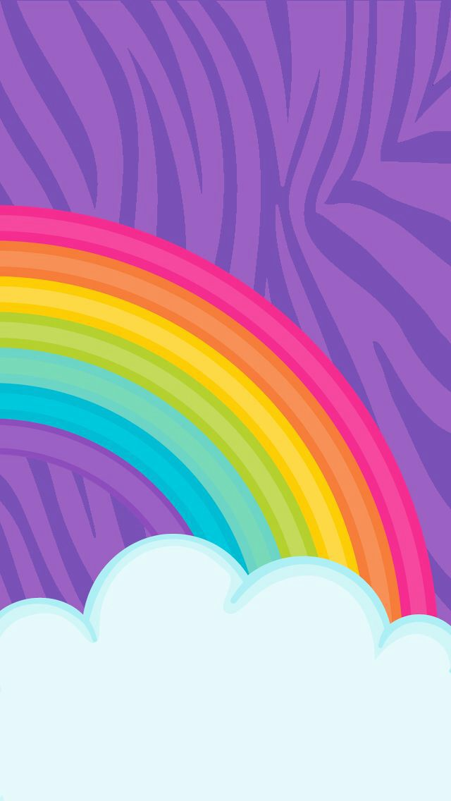 Luvnote2 Rainbow Wallpaper Colorful Wallpaper Cellphone Wallpaper