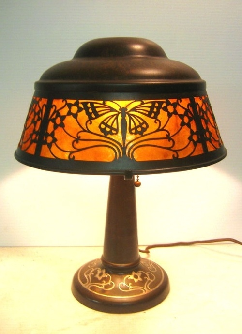 Heintz Lamp Mission Arts And Crafts Arts And Crafts