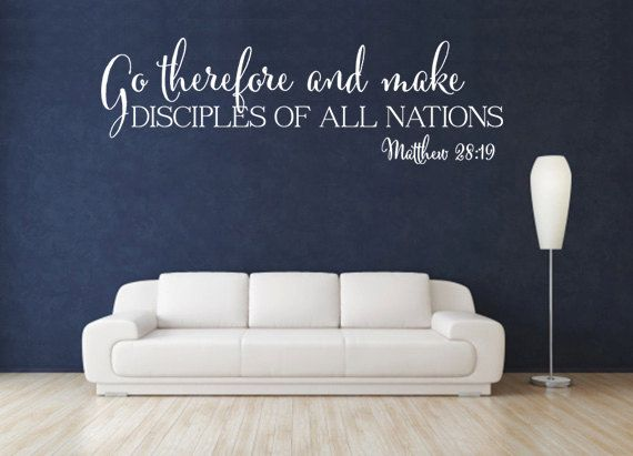 Best Verses And Quotes Images On Pinterest - How to make vinyl decals for walls