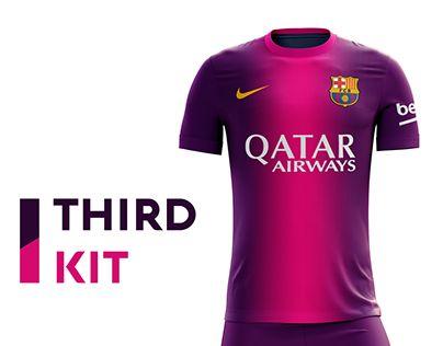 Fc Barcelona Football Kit 16/17.