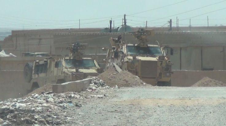 Syrie : des soldats américains opèrent dans Raqqa (VIDEO)
