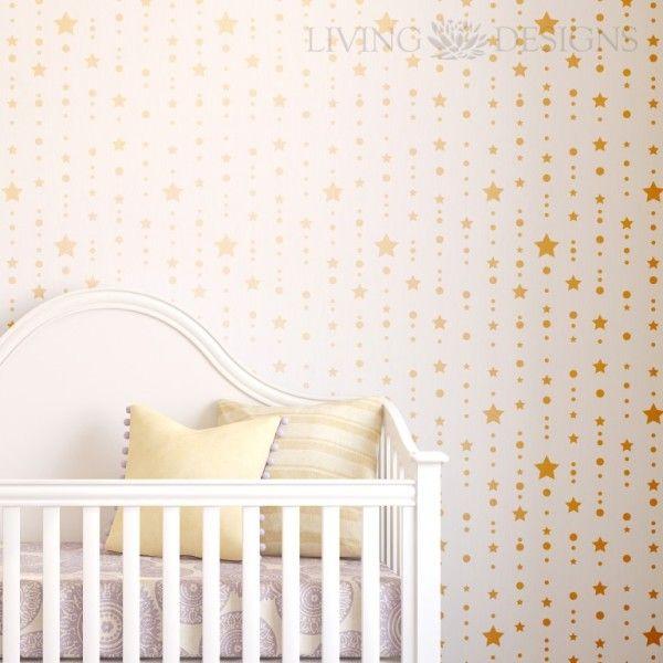 plantillas decorativas para el diseo de interiores y pintar paredes como papel tapiz y vinilos decorativos