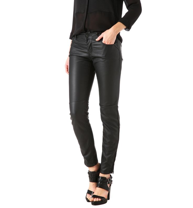 25 best ideas about pantalon simili cuir femme on pinterest outfit jeans rock 39 n 39 roll style